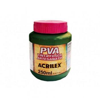 TINTA ACRILEX FOSCA P/ ARTES. 250 ML 511 VD BANDEI