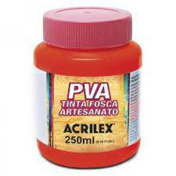 TINTA ACRILEX  FOSCA P/ ARTES.250 ML 541 VER. VIVO